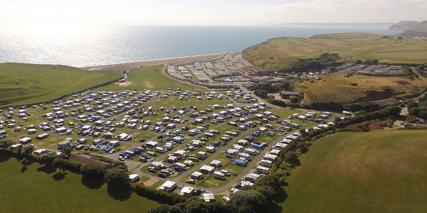 Dorset holidays at Freshwater Beach